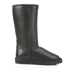 UGG Australia Classic Tall II Boot Leather Black