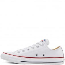 Кеды Converse All Star Ox Leather White 132173C