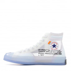 Кеды Converse x Off-White Chuck 70 162204C