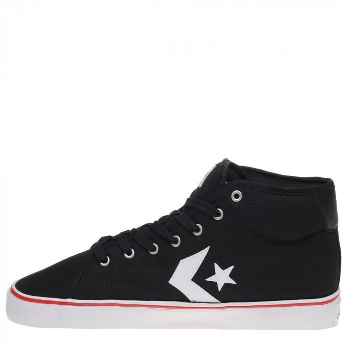 Кеды Converse Sneakers Star Replay Mid Black/White 163211C