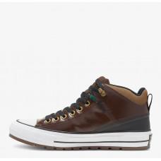 Кеды Converse Chuck Taylor All Star Boot PC Dark Chocolate 168866C