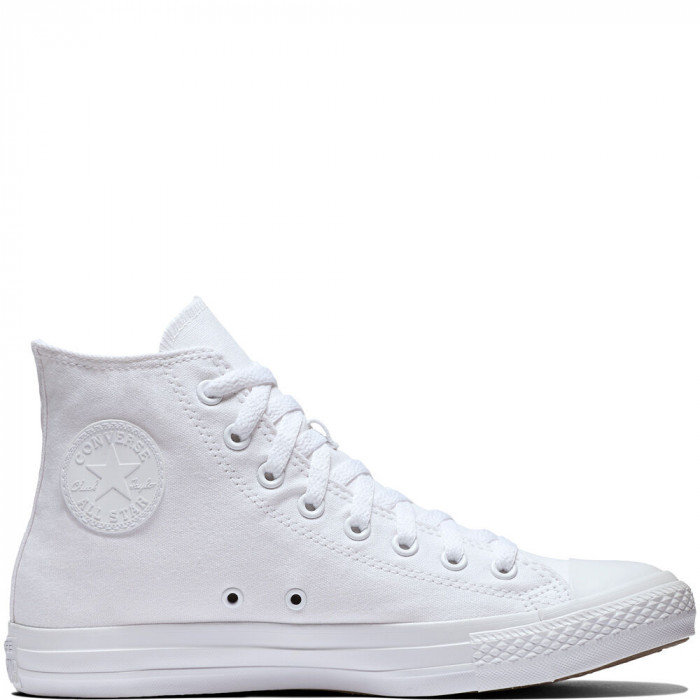 Кеды Converse Chuck Taylor All Star Mono Hi White 1U646