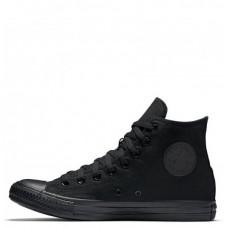 Кеды Converse All Star Hi Black Mono M3310C