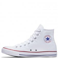 Кеды Converse All Star Hi White M7650C