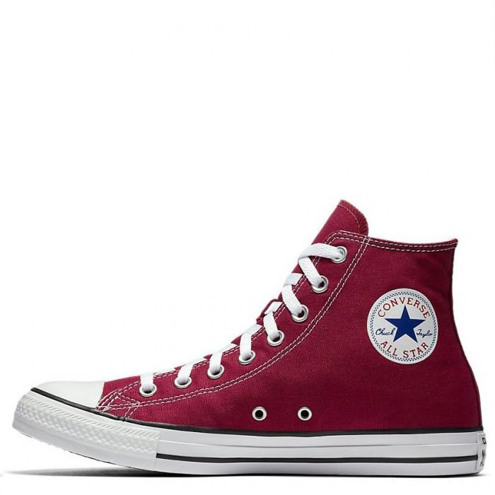Кеды Converse All Star Hi Maroon M9613C