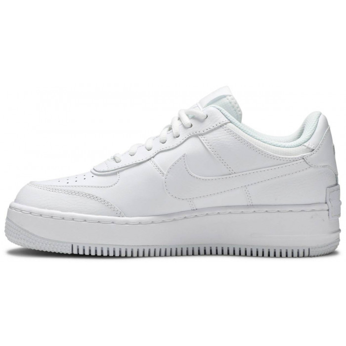 Кроссовки Nike Air Force 1 Shadow Triple White
